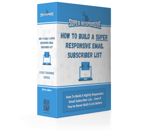 How to Create a Super Responsive Email Subscriber List Video Training Course
